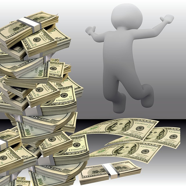 panáček, výskok, balíčky dolarovek
