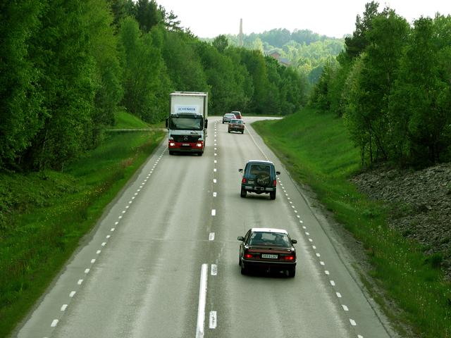 provoz na silnici