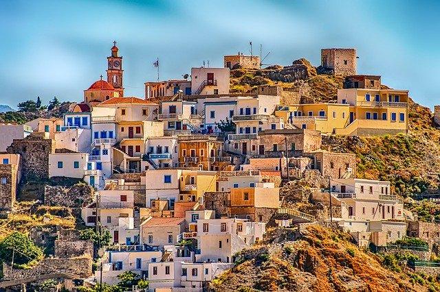 Řecko – obec
