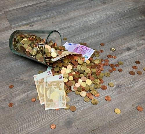 našetřené financ